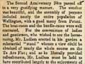 Wellington Anniversary fete, 1842