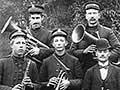 Levin Salvation Army Band, around 1903