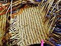 Weaving whāriki, 2012