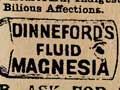 Dinneford's Magnesia