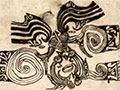 Korokoro's moko, 1818