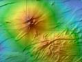 Underwater volcanoes